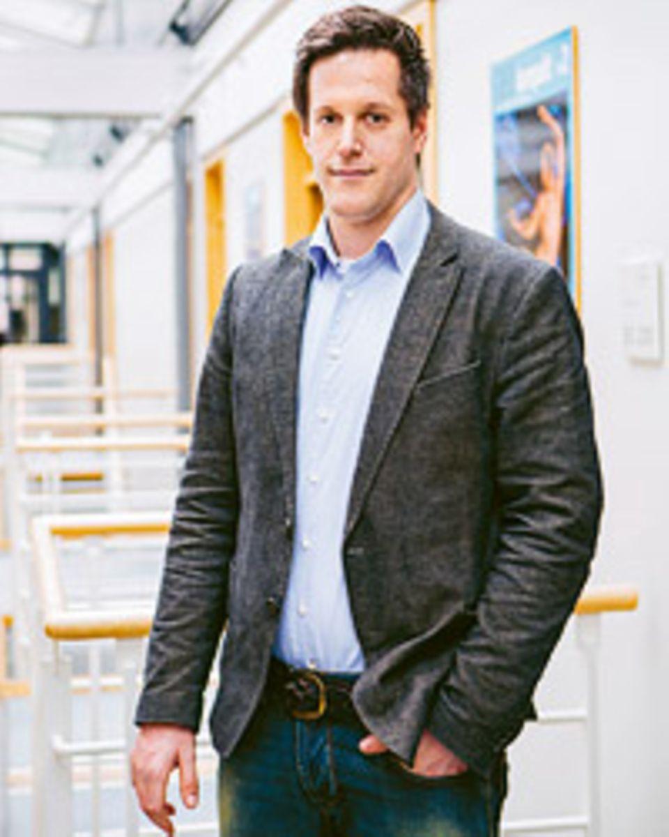 Kai Wellmann, 34, forscht am Hamburger Institut für Sport- und Bewegungsmedizin und hat die Redaktion beraten