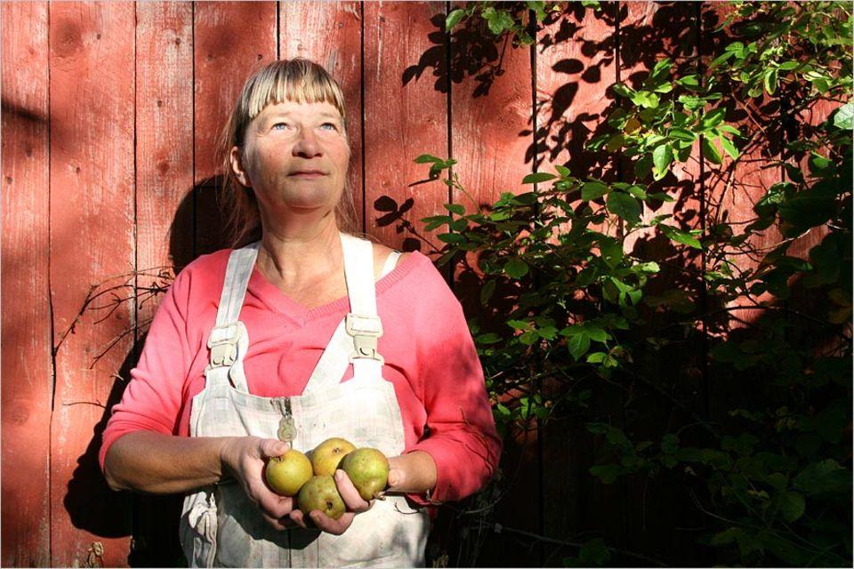 Promession: Will mal ein Rhododendron werden: Susanne Wiigh-Mäsak