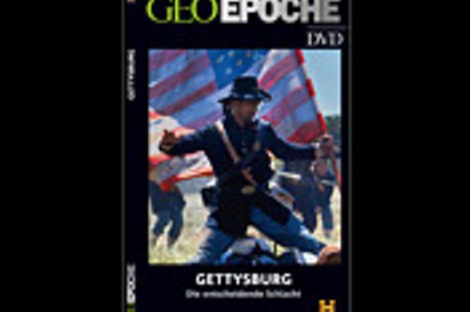 GEOEPOCHE-DVD: Gettysburg