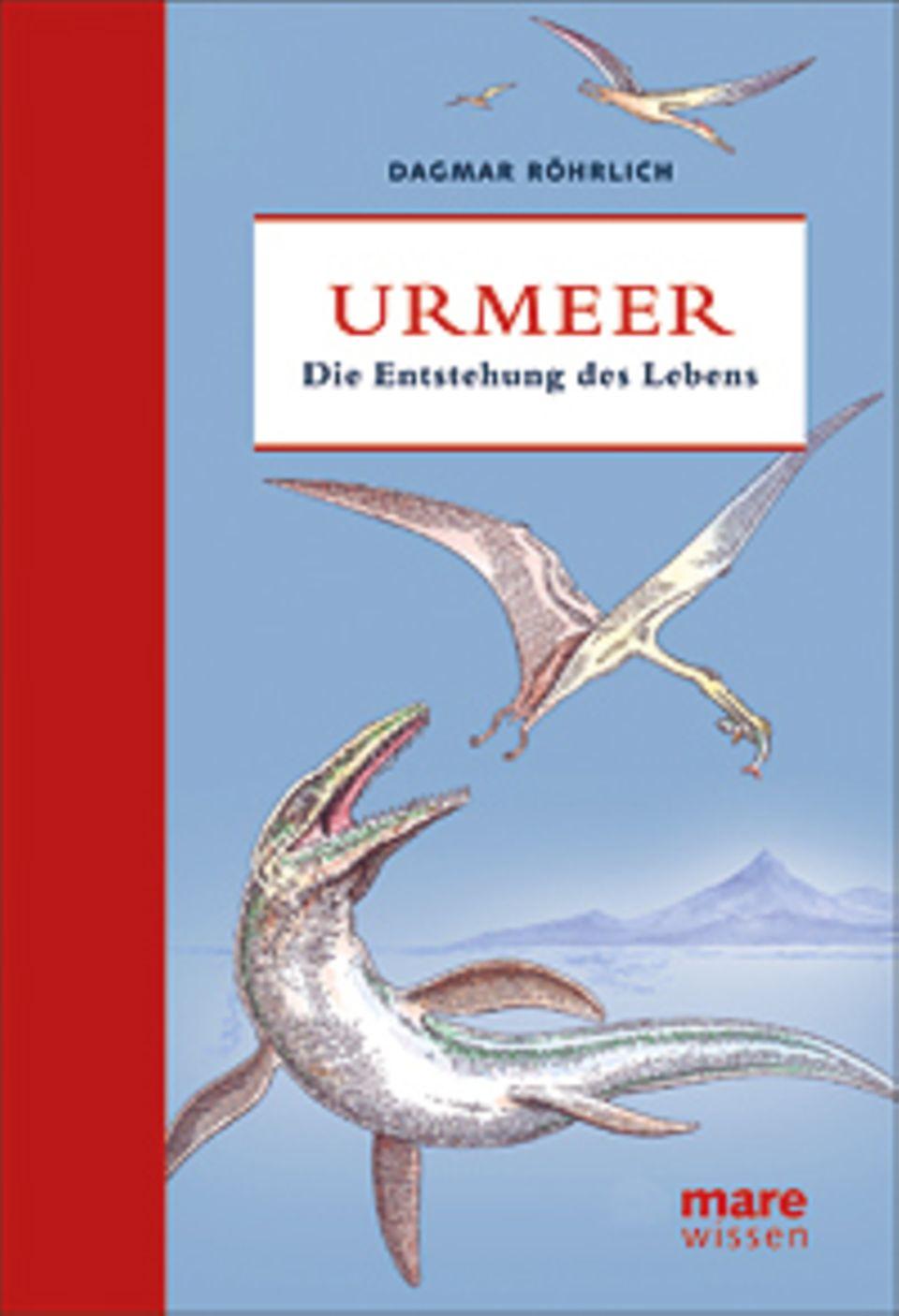 Buchtipp: Buchtipp: Urmeer - die Entstehung des Lebens