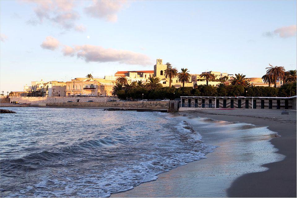 Italien: Apulien: Wunderschöne Adria