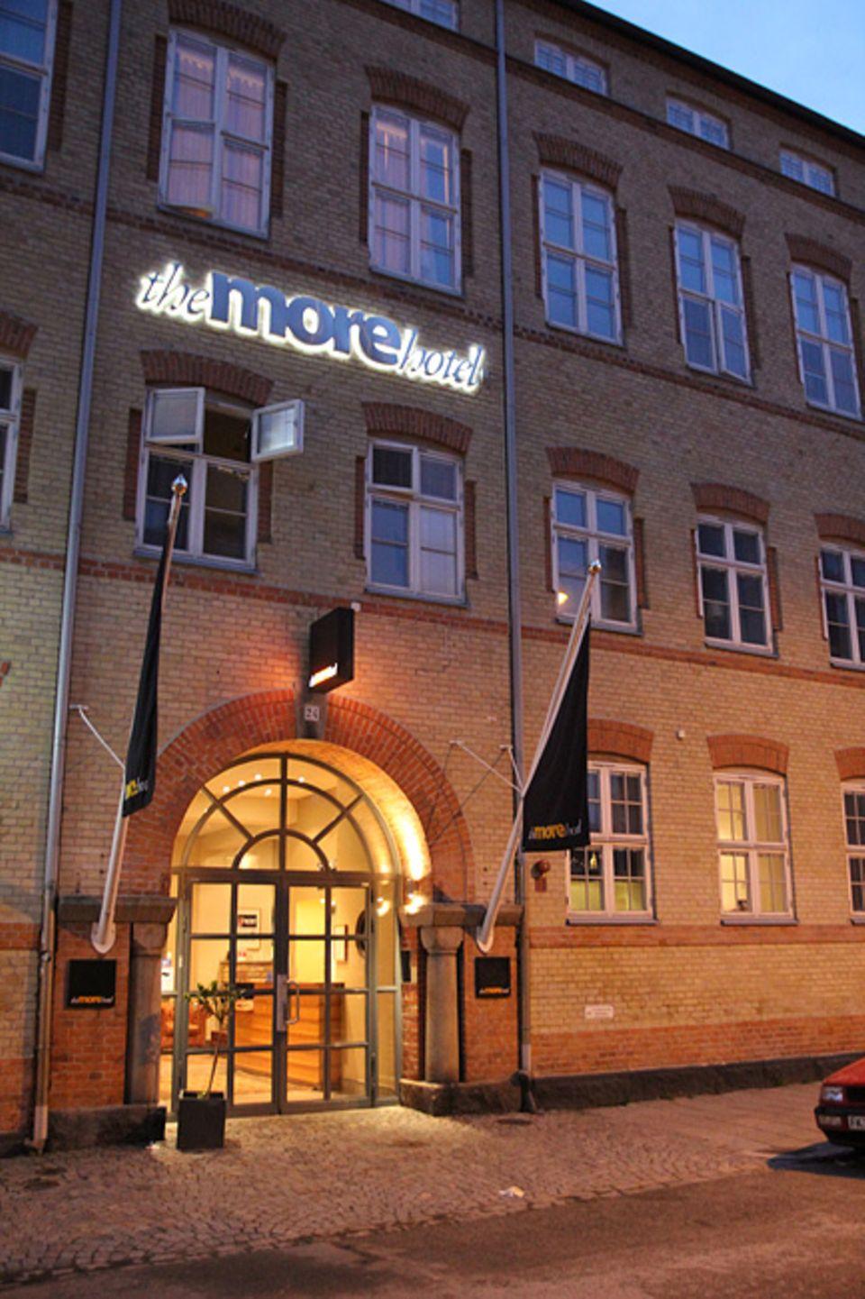 Städteguide: Feine Unterkunft: The More Hotel liegt mitten im In-Viertel Möllevangen