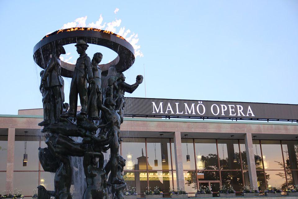 Städteguide: Die Malmöer Oper besitzt einer der größten Konzersäle Nordeuropas