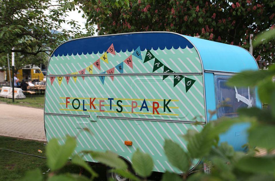 Städteguide: Den Folkets Park im Szene-Viertel Möllevångstorget sollte niemand verpassen