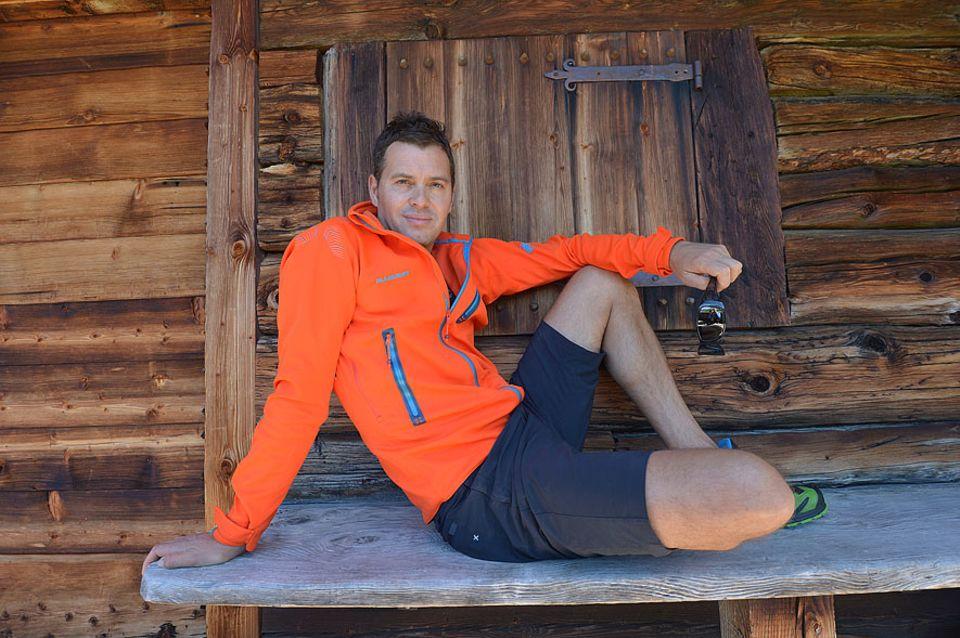 Wandern in Südtirol: Der geprüfte Wanderführer Michael Trocker hat aufgehört zu zählen, wie oft er schon auf den Südtiroler Hausberg gestiegen ist