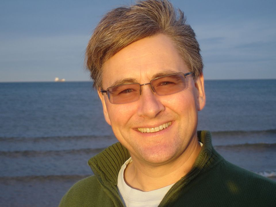 MEERESSCHUTZ: Callum Roberts ist Meeresbiologe und Professor für Meeresschutz an der University of York in England