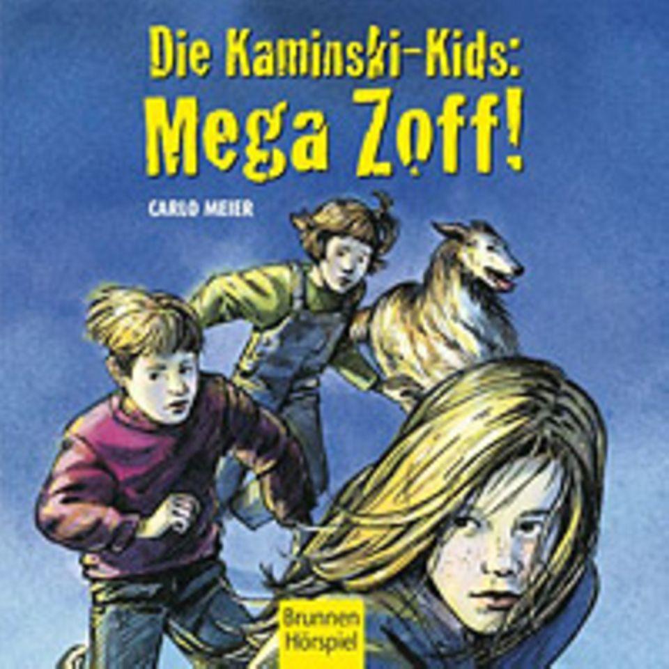 Lösen knifflige Fälle: Die Kaminski Kids