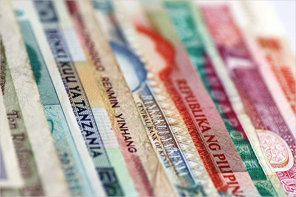 Reisephänomene: Einige Länder haben eine eigene Touristenwährung