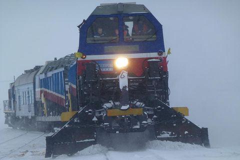Die Polarbahn