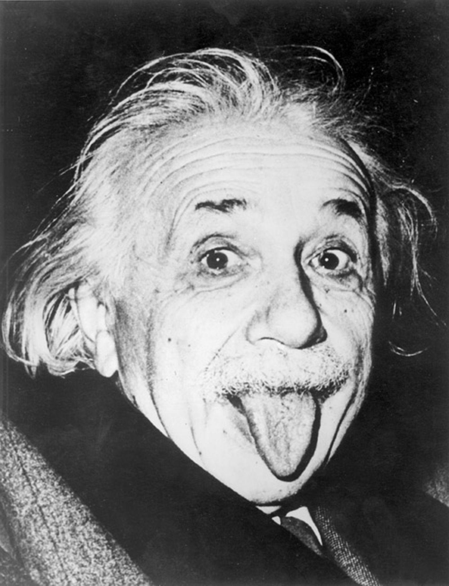 Weltveränderer: Albert Einstein gehört zu den wichtigsten Physikern aller Zeit