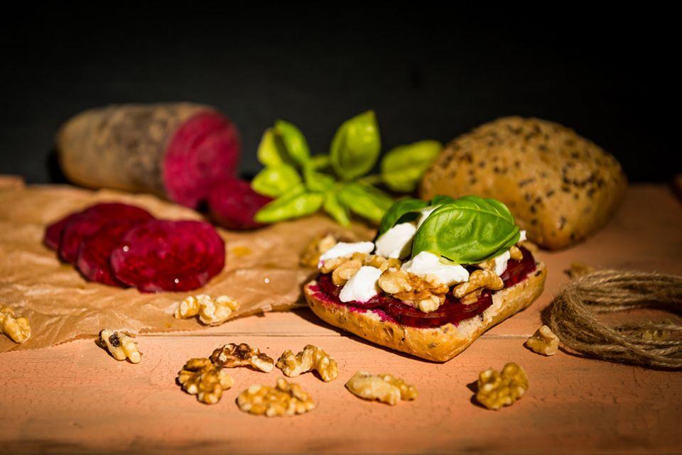 Ernährung: Eine vegetarische Ernährung liefert dem Körper alles, was er braucht. Schwierig wird's erst, wenn man auch auf Milchprodukte verzichtet