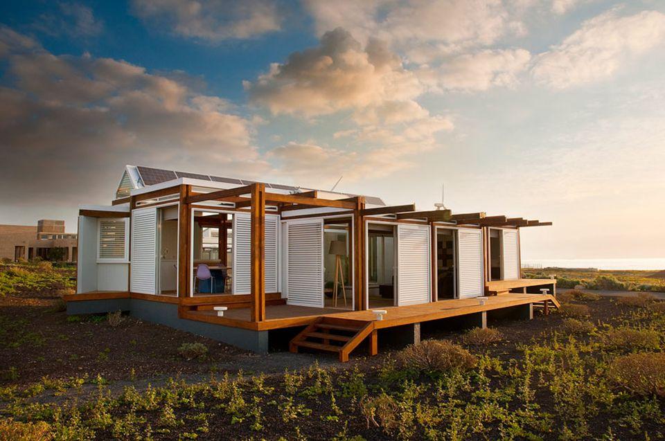 Ferienhäuser: Einst ein Experiment, nun Ferientraum: El Escudo auf Teneriffa