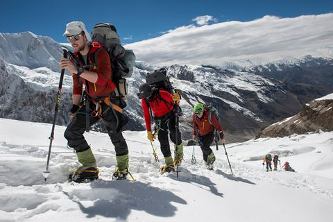 Höhenkrankheit: Tipps für Alpinisten