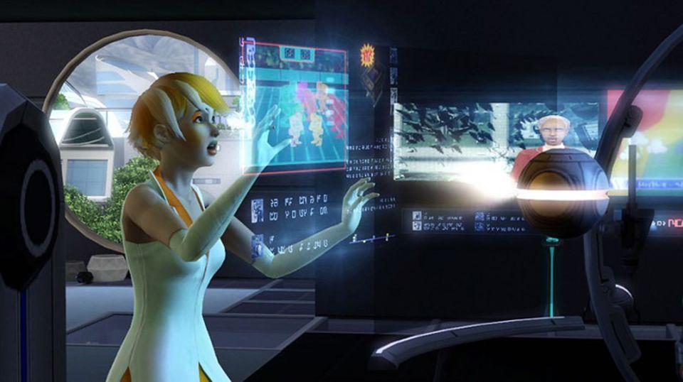 Spieletest: Spieltipp: Die Sims 3 - Into the Future