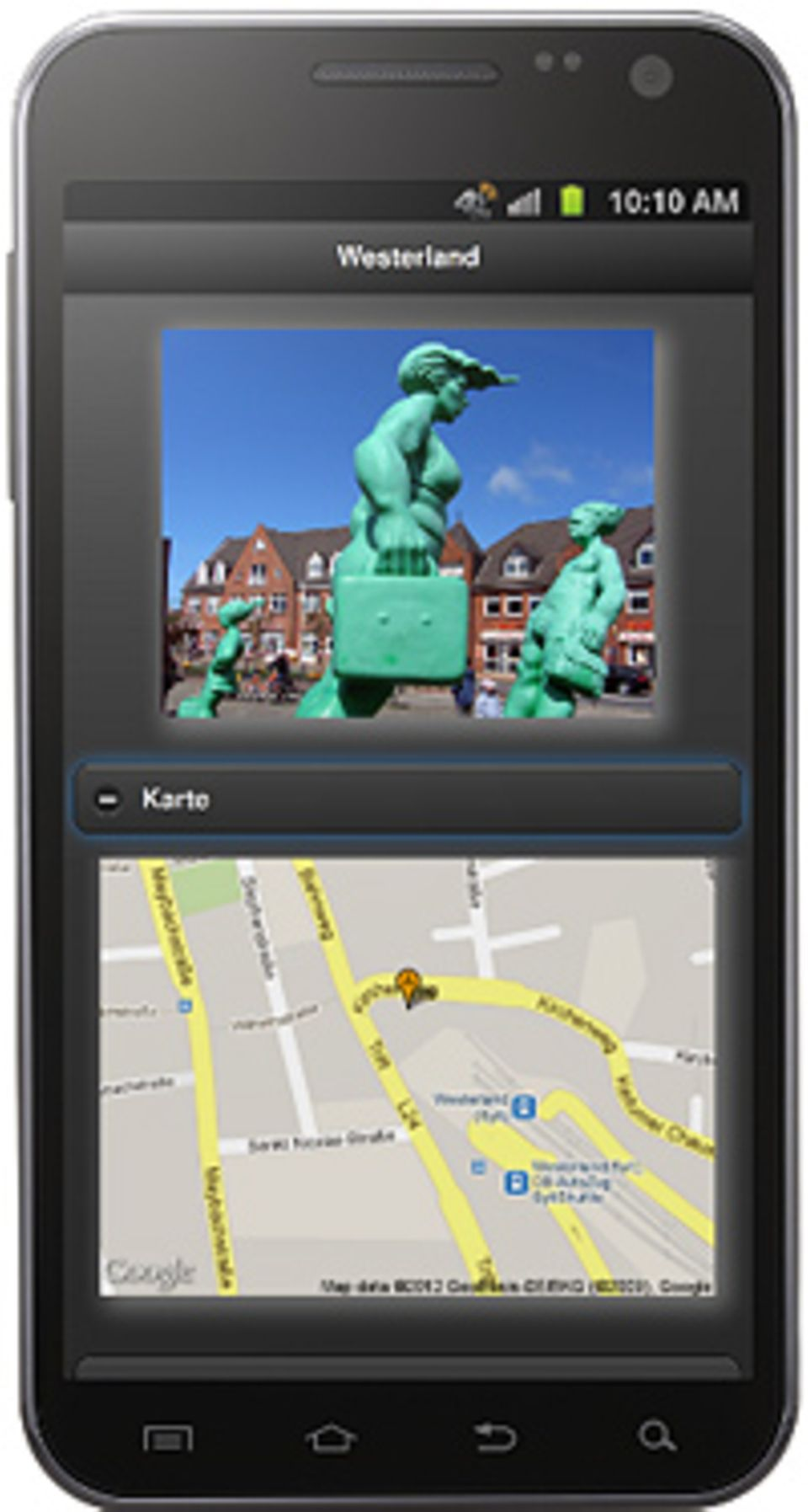 Schnitzeljagd per App, so lässt sich sogar die eigene Stadt neu entdecken