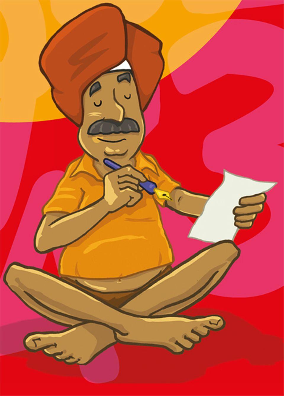 Mathematik: Die Inder haben auch ein paar geniale Rechentricks auf Lager