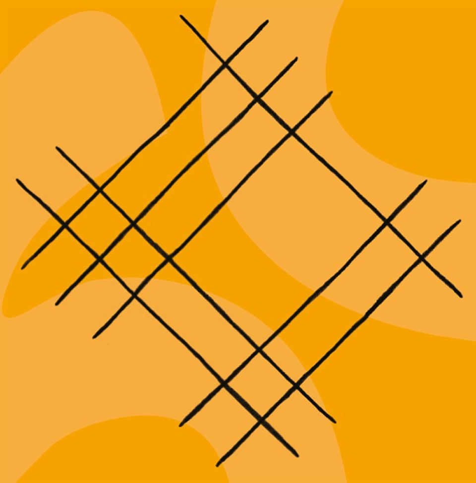 Mathematik: Diesmal zieht ihr die Linien der zweiten Ziffer oberhalb der Linien der ersten Ziffer