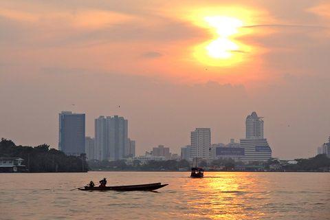 Bangkoks Schatztaucher