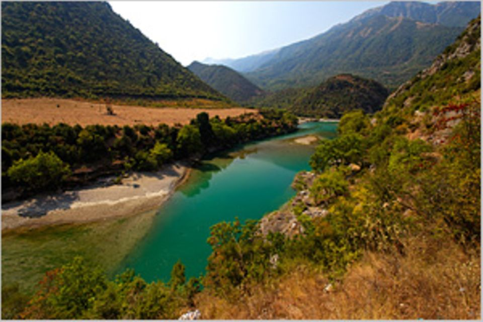 Artenvielfalt: Europas letzter wilder Fluss
