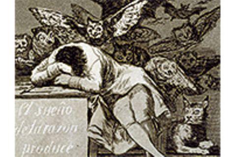 """Ein Werk und seine Geschichte: Francisco de Goya: Die """"Caprichos"""""""