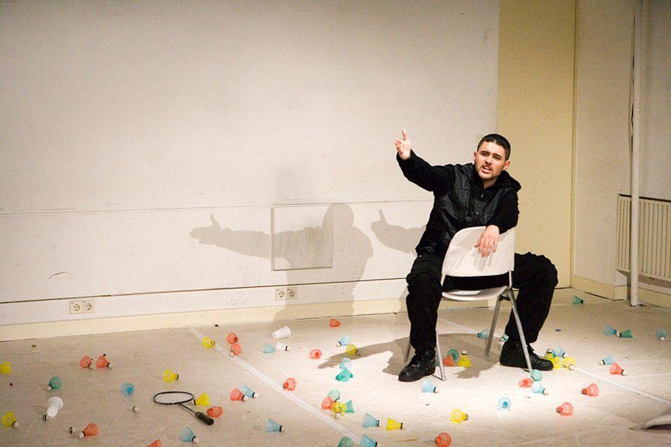 """REISETIPPS: """"Arabboy"""" ist eine Inszenierungen des Theaters """"Heimathafen"""" und poträtiert die Identitätskrise eines Kiezhelden"""