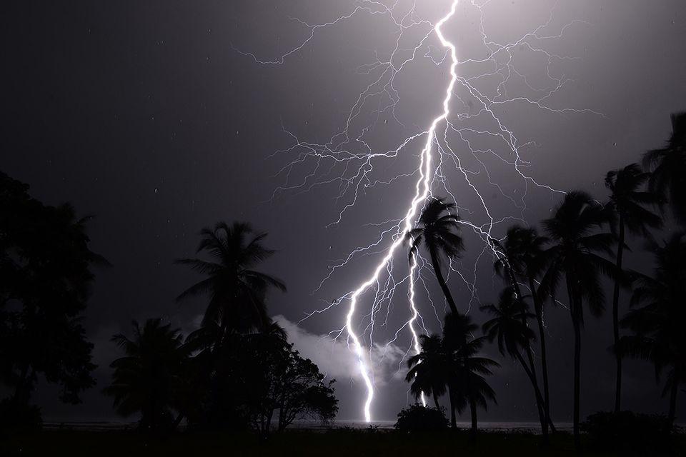 Venezuela, die Blitze von Catatumbo