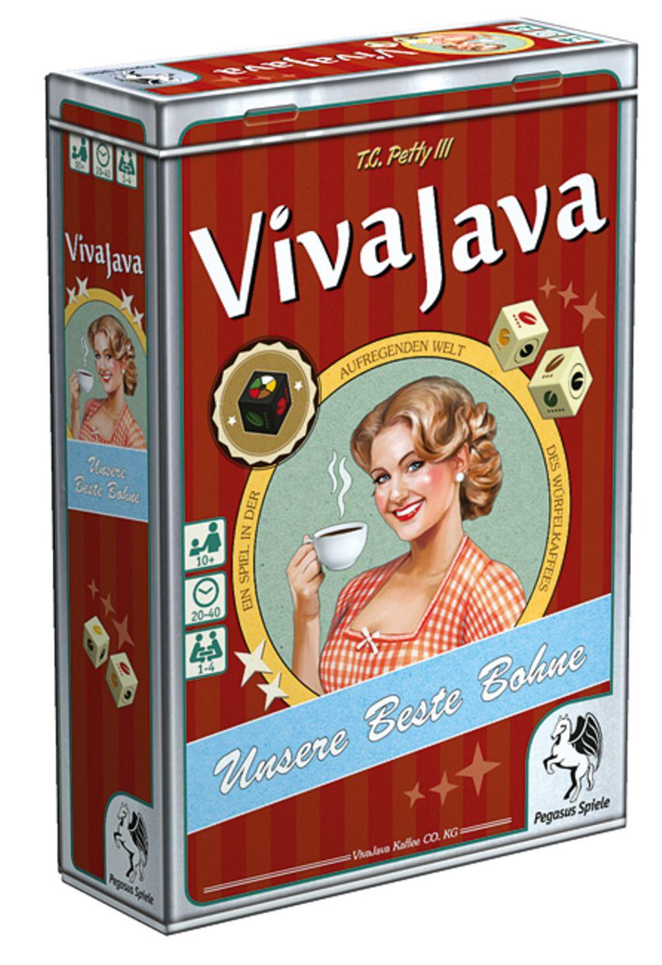 Spieletests: Spieltipp: VivaJava