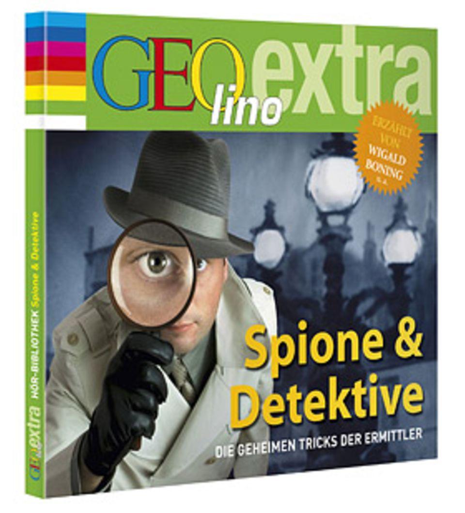 Hörbox: GEOlino extra: Hörbibliothek V