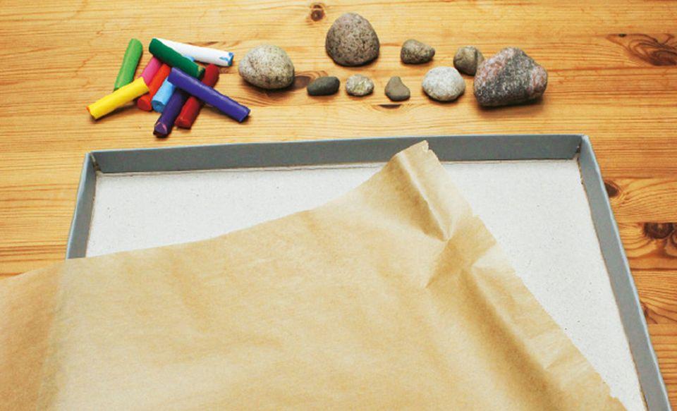 Gartendeko: Heiße Steine: Steine bemalen