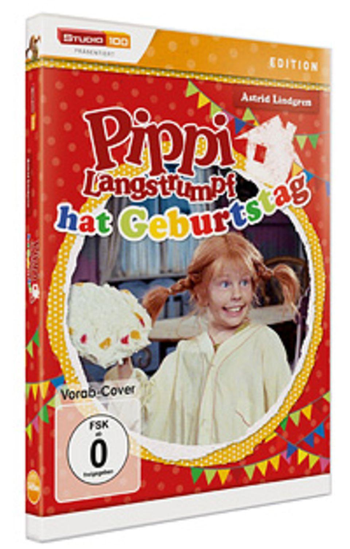 """Gewinnspiel: Gewinnt die DVD """"Pippi feiert Geburstag"""""""