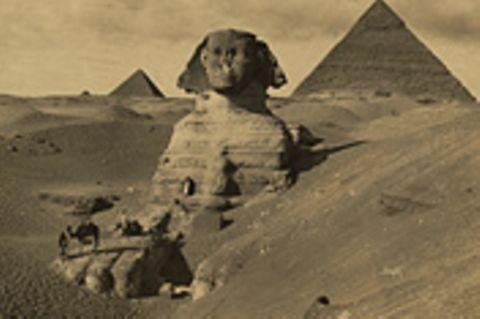 Altes Ägypten: Fotogalerie: Reisen in das Pharaonenland