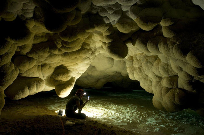 Fotogalerie: Höhlen - Forschung für die Medizin