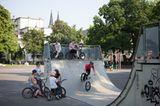 Radfahren: BMX: Sprung aufs Treppchen - Bild 7