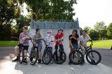 Radfahren: BMX: Sprung aufs Treppchen - Bild 9
