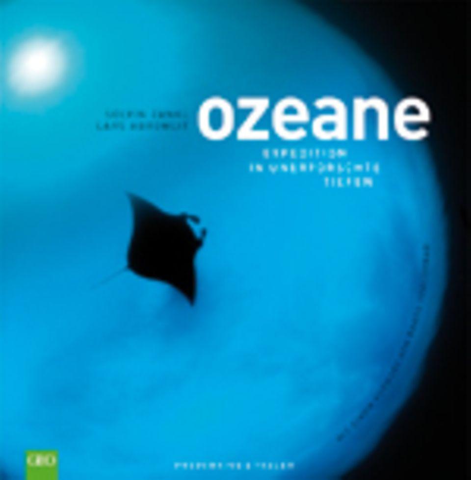 Fotogalerie: Lars Abromeit (Text), Solvin Zankl (Fotos) Ozeane. Expedition in unerforschte Tiefen GEO/Frederking & Thaler 264 S., 220 Farbab., 49,99 Euro shop.geo.de/buecher
