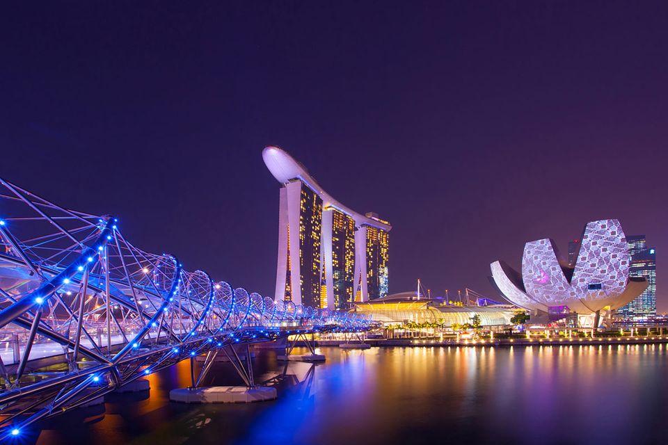 Fotogalerie: Impressionen aus Singapur