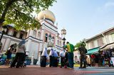 Arabisches Flair in Kampong Glam