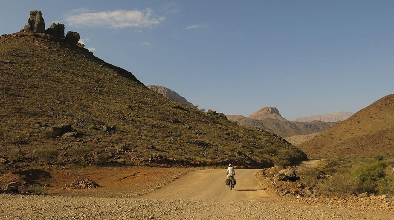 Erholung im Oman