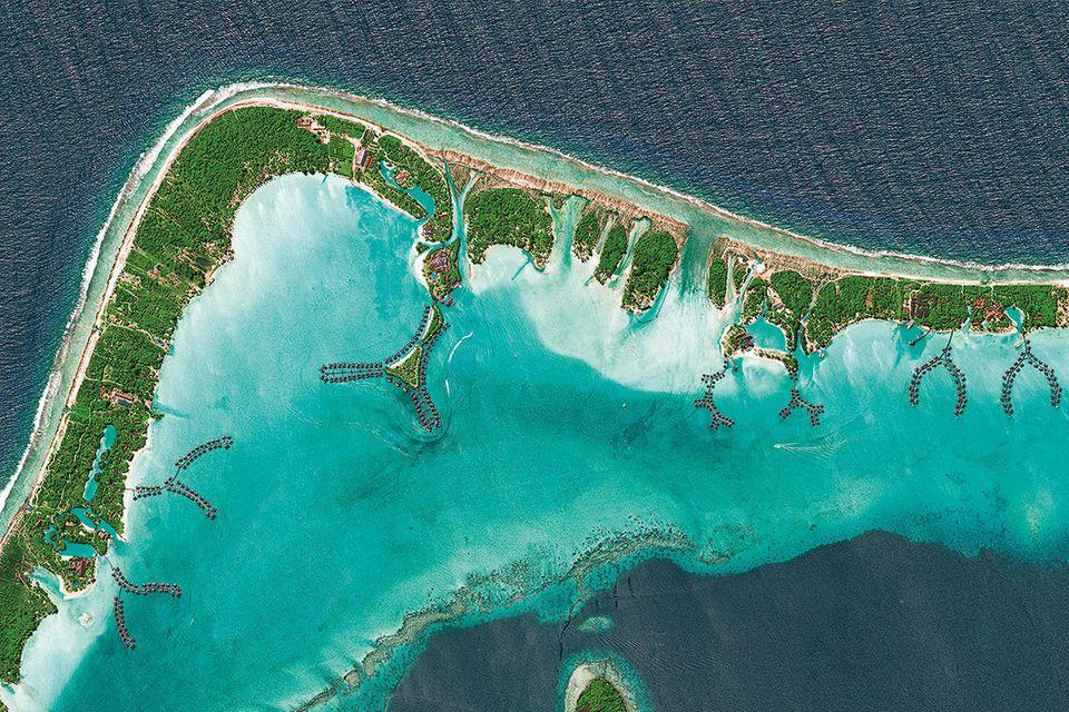 Satellitenbilder: Die Entdeckung des Blauen Planeten