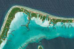 Korallenriff, Bora Bora