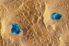 Wüste Badain Jaran, Innere Mongolei