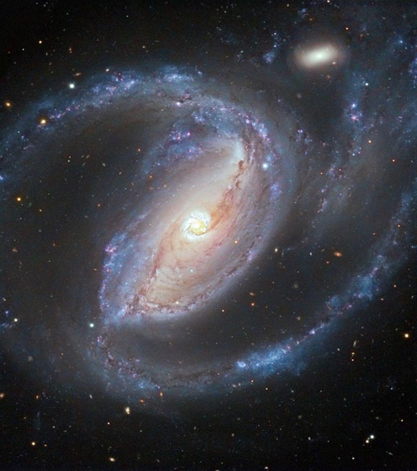 Die kreis(s)ende Galaxie (17.09.2015)