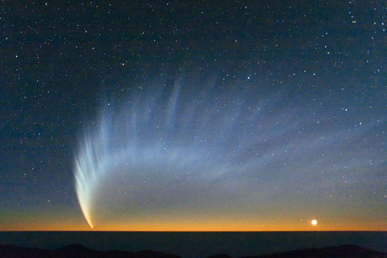 Die Schönheit des Kometen (2.9.2015)