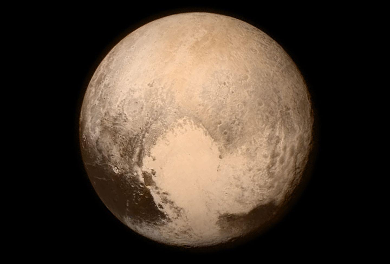 Pluto (15.07.2015)