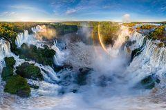 Iguazú-Wasserfälle