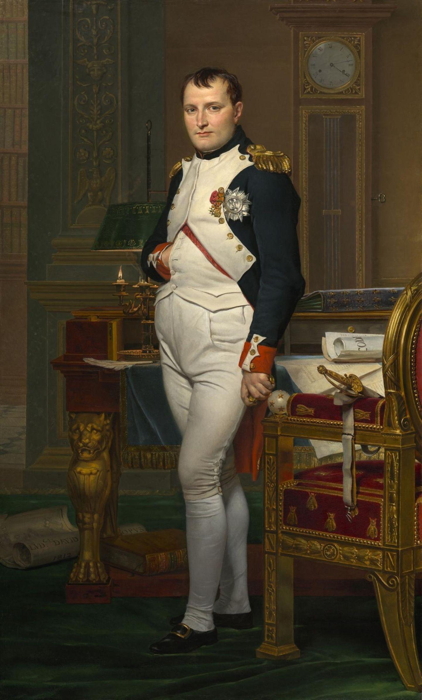 Weltveränderer: Napoleon Bonaparte lebte von 1769 bis 1821 in Frankreich