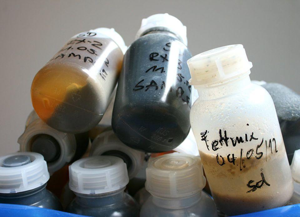 Naturtalente: Proben aus der Toilette: In Hamburg wird erforscht, wie aus Abwasser Energie werden kann