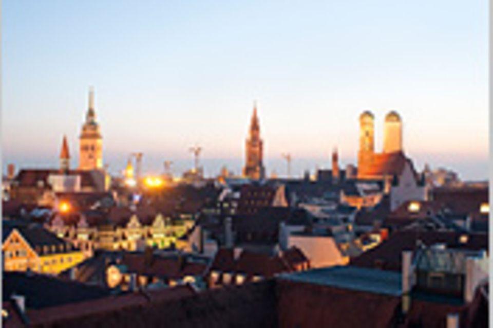 Deutschland: Zehn gute Gründe für München