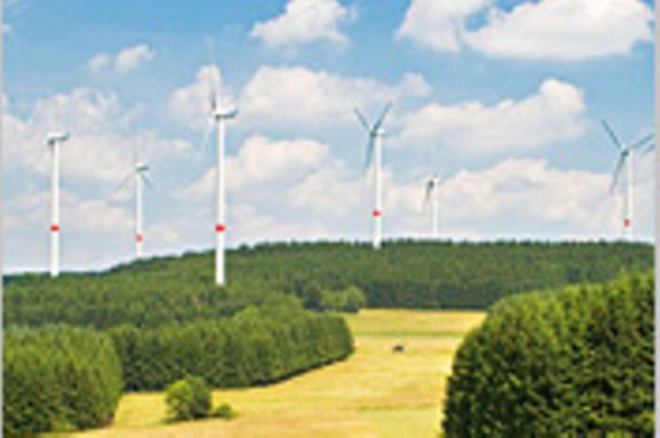 Erneuerbare Energien: Windkraft über alles?