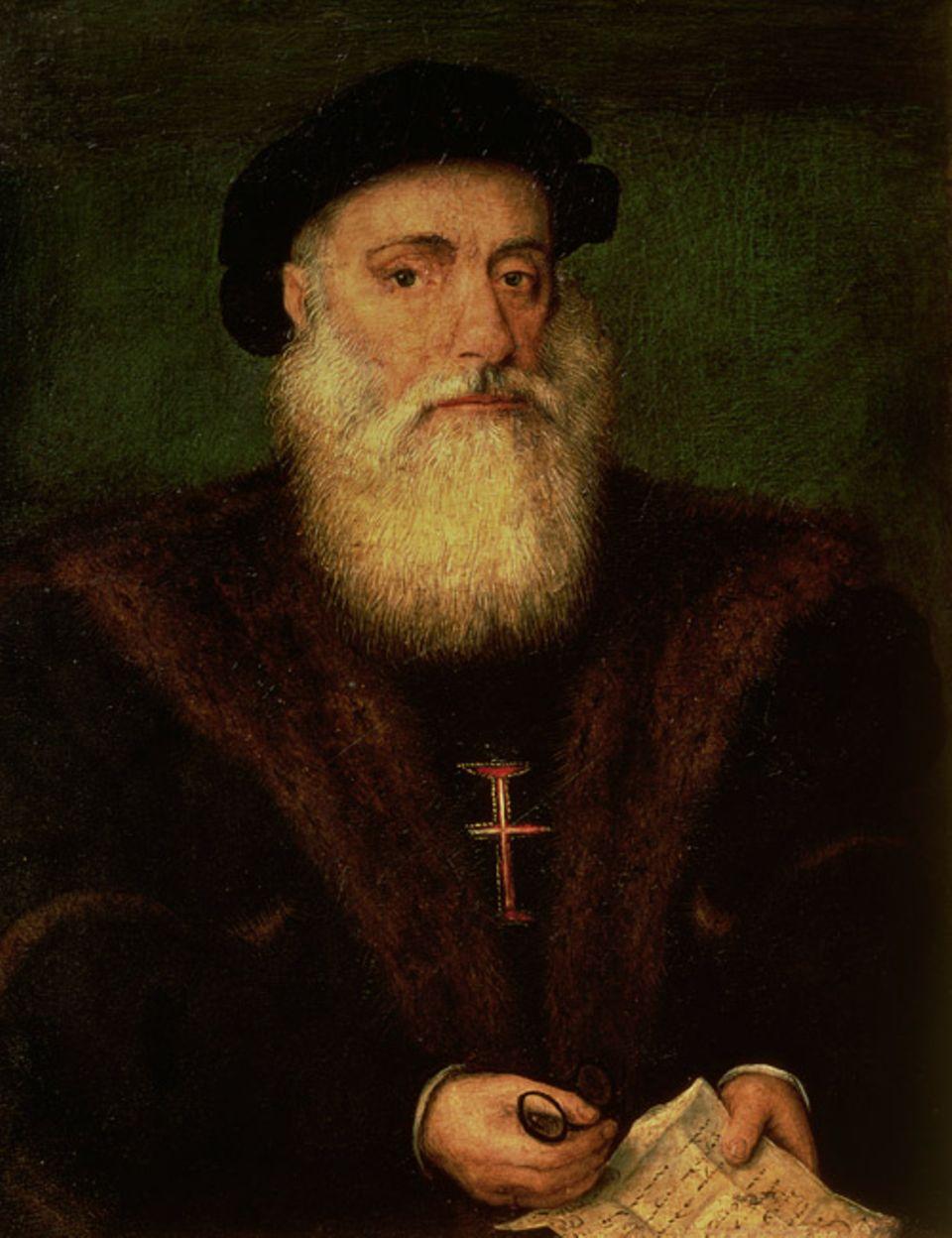 Weltveränderer: Der Seefahrer Vasco da Gama segelte von Portugal bis nach Indien
